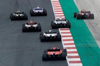 Arab Saudi disiapkan untuk debut F1 pada tahun 2021