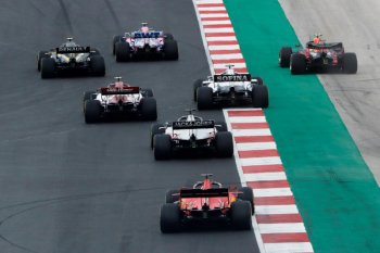Arab Saudi akan jadi tuan rumah F1 pada 2021