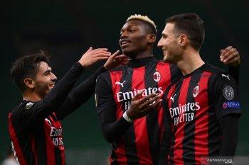 Milan mencatatkan kemenangan kedua di Liga Europa usai pecundangi Sparta
