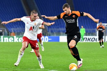 Liga Europa, AS Roma ditahan imbang tanpa gol oleh CSKA Sofia di Grup A