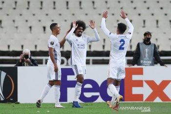 Liga Europa, Leicester lanjutkan tren kemenangan