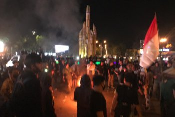 Ampera kecam tindakan represif kepolisian saat demo di Pontianak