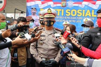 Dirlantas Polda Metro Jaya sampaikan permintaan maaf atas nama jajarannya