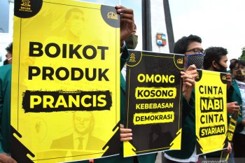 "Memaknai ""kecaman"" dan isu boikot produk Prancis di Indonesia"