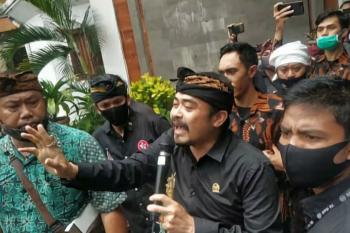 Dilaporkan ke Polda Bali, anggota DPD: itu hak masyarakat