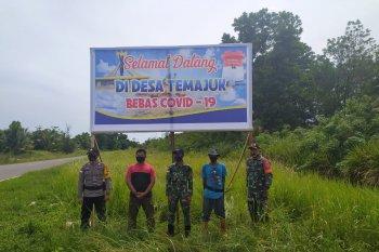TNI dan Polri sinergi lakukan pencegahan COVID-19 di perbatasan Sambas