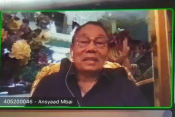 Ansyaad Mbai : Sistem peradilan kriminal jadi cara efektif tangani terorisme