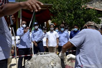 Pemkab Badung apresiasi program PEN untuk restorasi terumbu larang