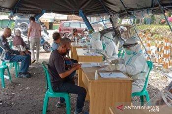 Hasil rapid test, puluhan wisatawan di Sukabumi ditemukan reaktif COVID-19