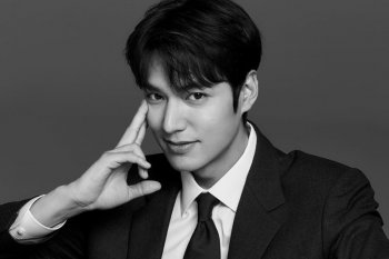 Lee Min-ho buka saluran YouTube sendiri