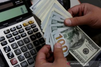 Dolar melonjak dipicu data ekonomi kuat, indeks sentuh dukungan teknis