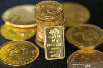 Emas jatuh di bawah 1.800 dolar tertekan optimisme pemulihan ekonomi