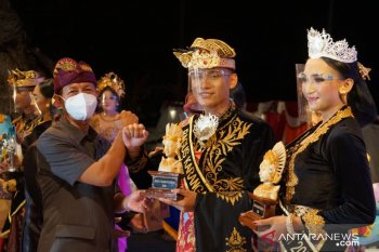 """Grand Final Jegeg Bagus"" tutup ""Karangasem Cultural Movement Carnival"""