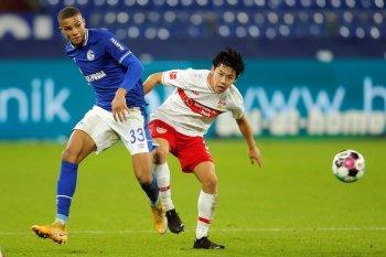 Schalke perpanjang rentetan laga nirmenang usai ditahan imbang Stuttgard,