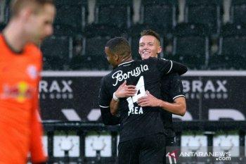 Liga Jerman: Takluk dari Gladbach, Leipzig gagal rebut kembali puncak klasemen