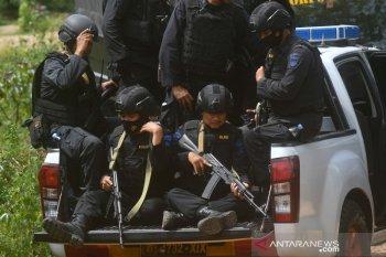 Polri: Kelompok Ali Kalora diduga bunuh empat orang  di Sulteng