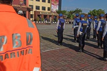 Jaang Hadiri Apel Gelar Pasukan Penanggulangan Bencana