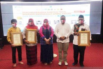 Samarinda dapat empat penghargaan STBM dari Kementerian  Kesehatan