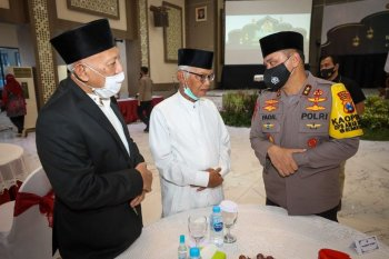 PWNU Jatim harapkan kapolda baru bisa lanjutkan prestasi Fadil Imran