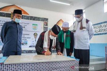 Syaharie Jaang resmikan Masjid Baiturrahman di Lombok
