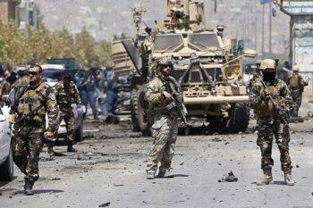 Bom meledak di Afghanistan, 30 petugas keamanan tewas
