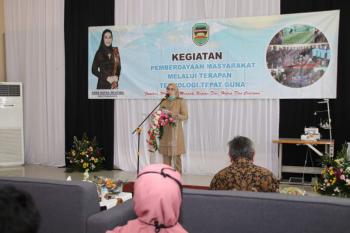 Pemkab Purwakarta upayakan pemulihan ekonomi masyarakat, dengan penerapan teknologi tepat guna