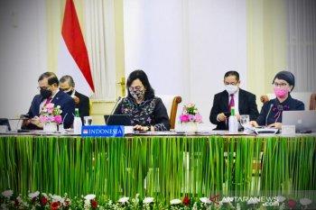 Pemimpin G20 awasi potensi naiknya utang karena penanganan COVID-19
