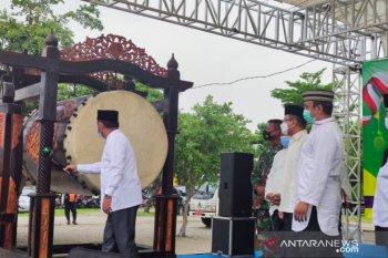 Bupati buka MTQ ke-52 tingkat Kabupaten Bekasi dengan protokol kesehatan