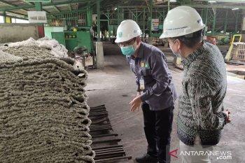 Harga karet tingkat pabrik di Kalbar capai Rp18.700 per kilogram