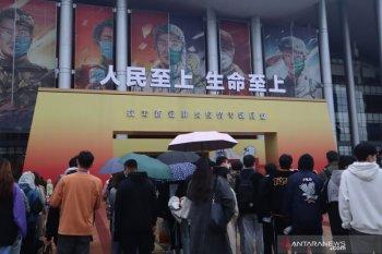 Ada Indonesia di Museum Anti-COVID,  Wuhan