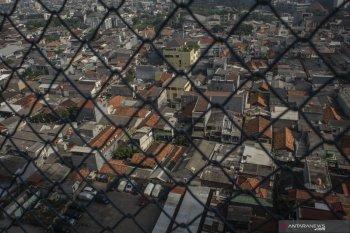 Kepadatan penduduk Jakarta capai 118 kali lipat angka nasional