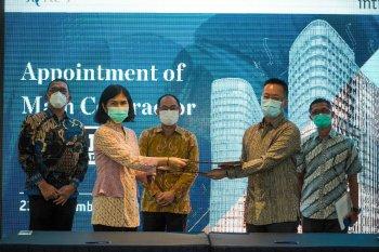 Intiland Tunjuk Total Bangun Persada sebagai Kontraktor Utama Apartemen SQ Rs