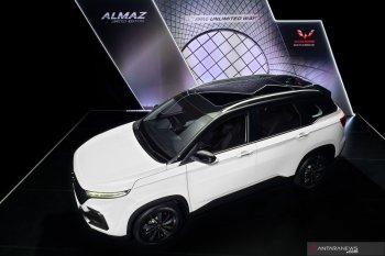Wuling Almaz edisi terbatas cuma 100 unit di Indonesia, harganya Rp351 jutaan