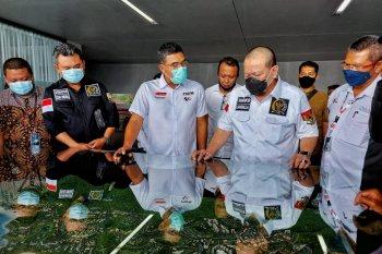 La Nyalla cek kesiapan MotoGP di Sirkuit Mandalika
