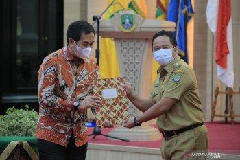 Pemkot Tangerang - AP II  jalin kerja sama pemanfaatan aset jalan