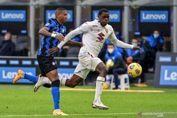 Liga Italia - Torino perpanjang kontrak Wilfried Singo