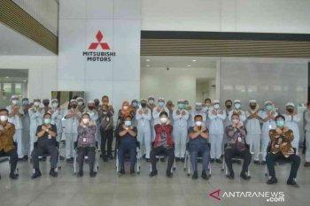 Kurangi angka pengangguran, Bekasi-Mitsubishi kerja sama program magang nasional