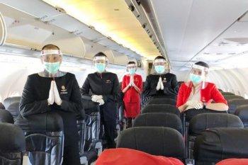 """AirAsia Indonesia peringkat terbaik COVID-19 """"Health Ratings"""""""
