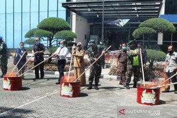 Bea Cukai Bogor musnahkan barang hasil penindakan senilai Rp504 juta