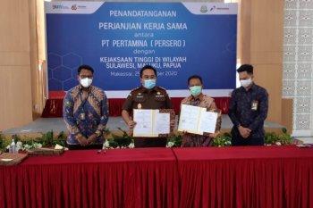 PT. Pertamina MOR VIII MoU dengan Kejati Malut