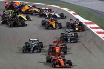 Berikut statistik Grand Prix F1 Bahrain