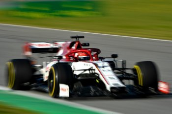 Formula 1: Kubica gantikan Raikkonen di sesi latihan bebas Grand Prix Bahrain