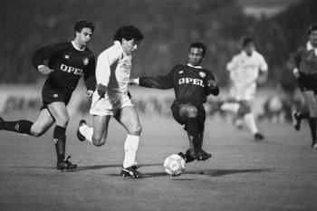 Kisah ikatan kuat Maradona dengan  Napoli