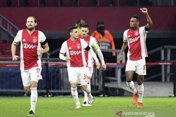Ajax pastikan debut Liga Champions Midtjylland hanya sampai dengan fase grup