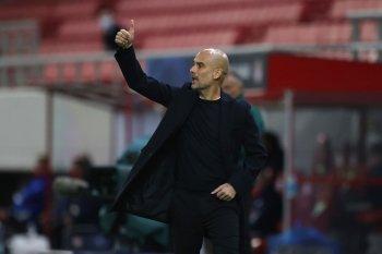 Guardiola : City tampil maksimal, meski sudah lolos ke babak gugur