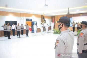 Kapolres Malteng beri pembekalan bagi  personil BKO ke SBT