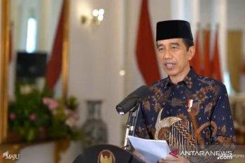 Jokowi sampaikan orasi ilmiah pada Dies Natalis UIN SMH Banten