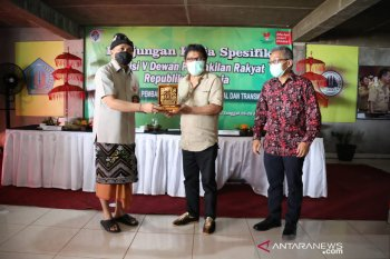 Badung harapkan dukungan pengelolaan Dana Desa dari DPR
