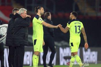 Liga Inggris - Wilson bisa perkuat Newcastle melawat ke Crystal Palace