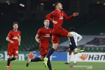 Liga Europa - Kalahkan Dundalk, Rapid jaga asa dampingi Arsenal ke babak gugur